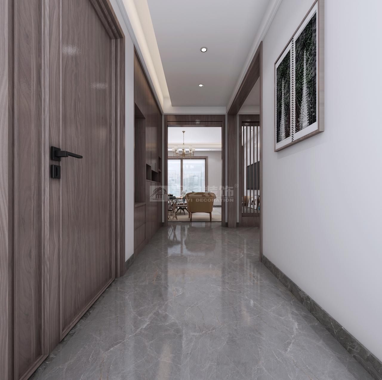 中天未来方舟H现代,现代,单身公寓,137.0㎡