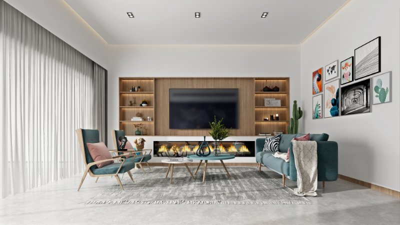 星艺装饰,最美软装搭配,室内设计,简约现代风格