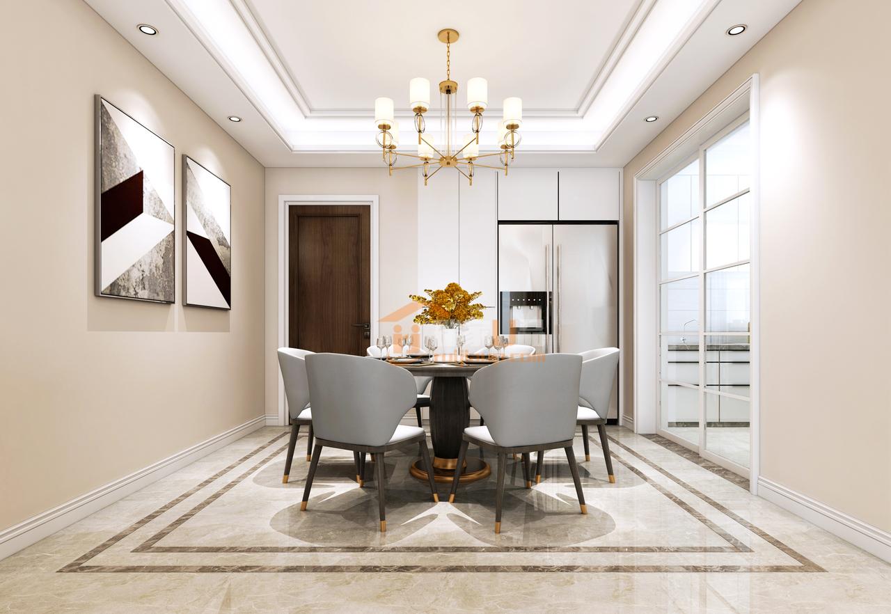 智慧龙城玲珑水榭现代简约风简约而时尚的空间设计,,,127.0㎡