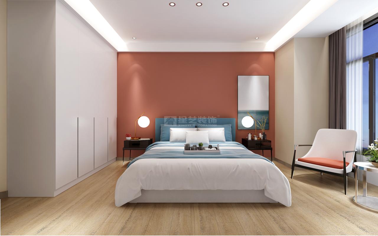 这套案例是广东星艺装饰集团贵阳装修公司作品,装修设计:0851-84875896.
