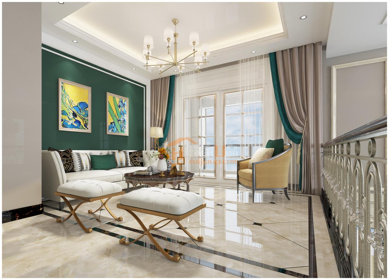 中铁生态城白晶谷欧式风格别墅有情感的家居才是你本来的样子!,,,369.0㎡