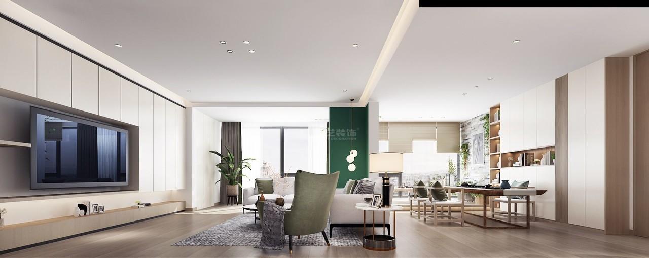 美的林城时代D--现代,现代,别墅,170.0㎡