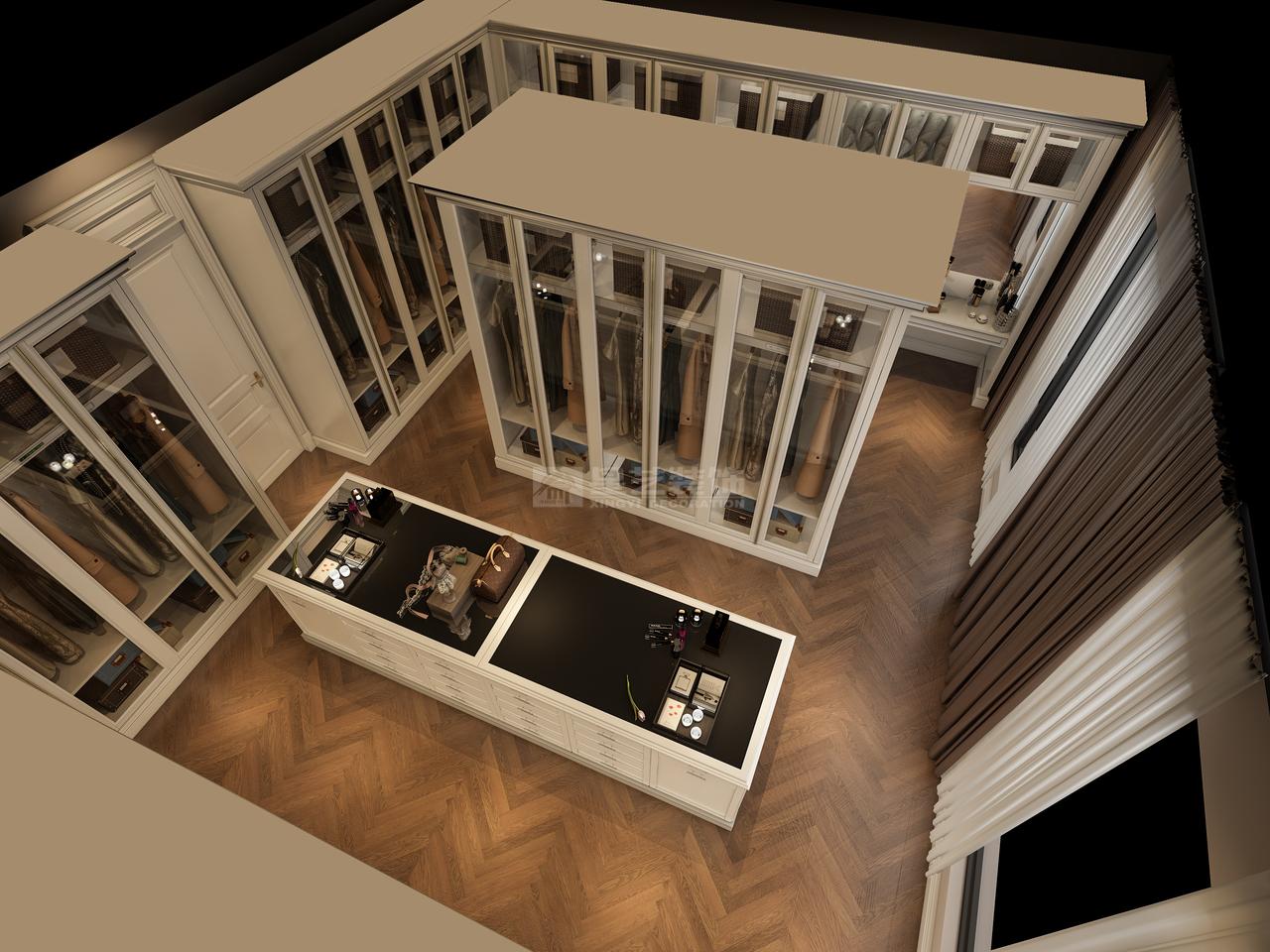 让整个家居空间呈现别样的贵气和精致,温馨而时尚。